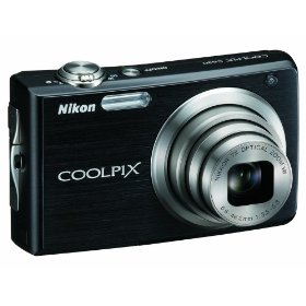 Nikon Coolpix S630 digital camera