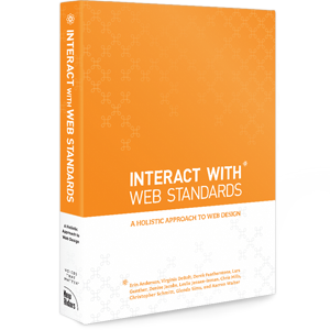 InterACT With Web Standards Book Released