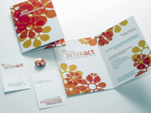 WasSP InterAct printed materials