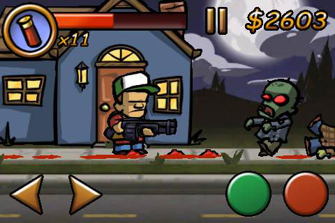 Zombieville screenshot